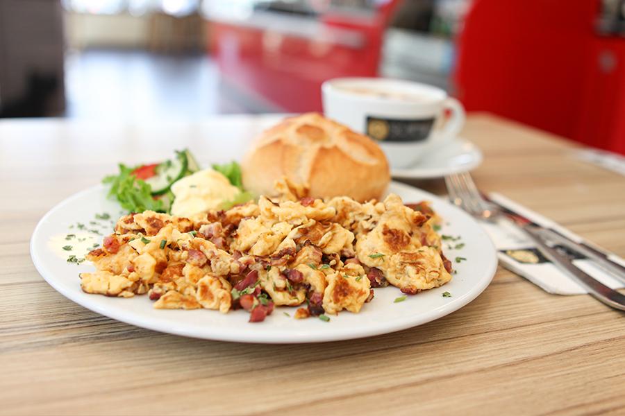 Dein Handwerksbäcker Schmidt Frühstück