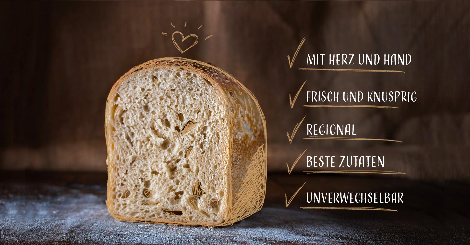 Dein Handwerksbäcker Brot